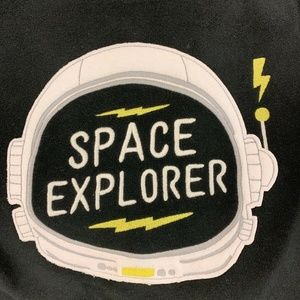 Carter's Pajamas - Carter's Boys' Sleepwear Space Explorer Fleece Set